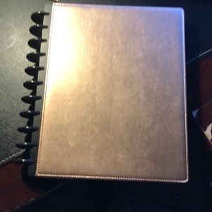 Big arc notebook